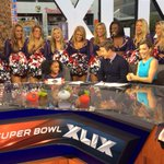 Our favorite little reporter @Chyamayo was on @AHLive this morning in Phoenix w @PatsCheer! #LilMayo http://t.co/DKeS3ztSQX
