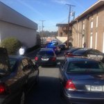 Little Rock Police on scene of apartment shooting at 1900 Fair Park. #ARnews http://t.co/rdbUybfm25