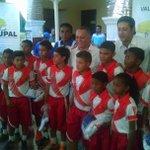 Selección Valledupar patrocinada por @alcaldiavpar representa a Colombia en torneo d Francia. @INDUPALVPAR @emduparsa http://t.co/UqoFFsrxOD
