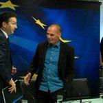Landmark moment in Greek crisis caught by Simela Pantzartzi of @amna_news #Greece #euro http://t.co/ov4FFq6AvB