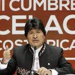 #Bolivia CELAC sería presidida por Bolivia el 2017 http://t.co/VzxpCctkkg http://t.co/eSgYsLMnbt