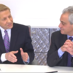 Ald. Fioretti and Rahm Emanuel sparring over budget, taxes now e http://t.co/28OCqkzGN7 #CSTvote15 http://t.co/9b4kHw8i73