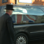 On tonights @Latesttvnews - saying goodbye to a city hero. We report from the funeral of war veteran Bernard Jordan http://t.co/MSHA2PEHQO