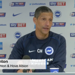 Finally @LatestSportTV speak to #bhafc boss Chris Hughton ahead of Albions trip to Blackpool. Join us at 6pm on 8 http://t.co/cce8M4CnDR