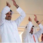 دامت افراح #قطر وشيوخ #قطر وشعب #قطر والمقيمين الكرام على ارض #قطر ، الفرحة للجميع لكل قطري وخليجي وعربي ومسلم http://t.co/9JmiJkF43l