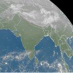 Latest Satellite Image of Nepali Sky (NPT=UTC+5.45) [Auto tweet] #Weather: http://t.co/X1fEYed1ws #SatImage #Nepal http://t.co/jJGGA49g3y