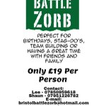 Give these guys a follow @BristolZorb perfect for stag & hens or just a laugh with friends! #stags #hens #Bristol http://t.co/OP3nOxqHFV