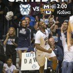 GAMEDAY! Dawgs face off against Marquette at 2:00 from Milwaukee! #GoDawgs http://t.co/mftCPKpn6S
