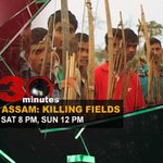 RT @SubhajitSG: Weekend Watching:A month after the violent massacre of Adivasis in Assam,we revisit contours of the troubled land. http://t…