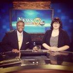 Meet Helen! She is an intern from @UTChattanooga this semester @newschannelnine! http://t.co/58RarJayx4