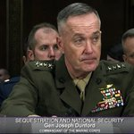 ICYMI CMC @GenDunford testified to the #SASC on the impact of #sequestration. Read More: http://t.co/JvOCxPUs0e http://t.co/hReO2ZJgA1