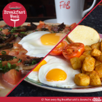 Win FREE BREAKFAST FOR A YEAR! RT & FOLLOW to be in with a chance this #BreakfastWeek http://t.co/eIIabKAj42