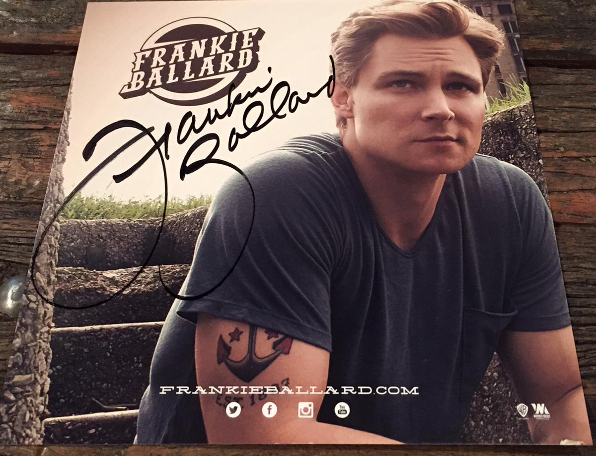 RETWEET for your chance to win this #SunshineAndWhiskey autographed photo! #FrankieFriday -Dr. Feelgood http://t.co/GRML3CMJz4