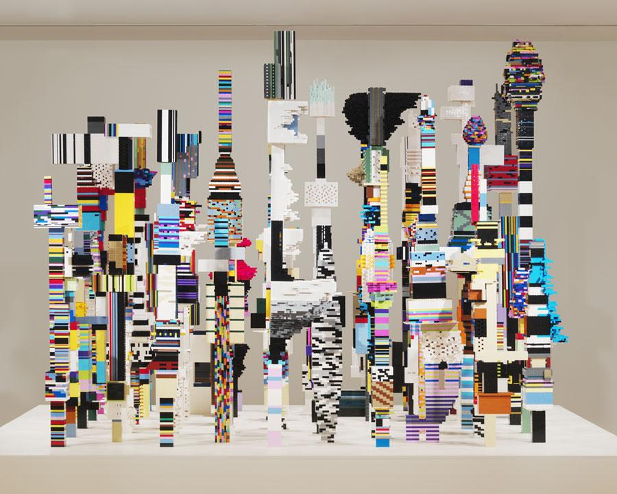 TOMORROW: Two concurrent #Toronto exhibits on @DougCoupland open at @ROMtoronto & @MOCCA_TO! http://t.co/CPKvXamACJ http://t.co/FcnMesNNzE