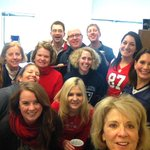 DOING OUR JOB! #GoPats @VisitSeattle http://t.co/o2PFGZP8ip