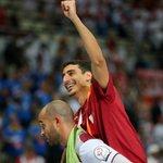 #قطر إلى نهائي بطولة كأس العالم لكرة اليد الف مبروك لمنتخبنا #العنابي http://t.co/r8zfDTHWod
