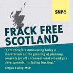 Labour failed to vote for a fracking moratorium at Westminster... but in Scotland we delivered. http://t.co/1ae9usB8l1
