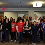 #Northeastern SFS is pulling for the @Patriots this Sunday! Have a great weekend #Huskies #GoPats #SuperBowlXLIX http://t.co/79RWr8Ej64