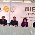 Inauguran escuela de enfermería del Hospital CIMA la presidenta del DIF estatal @Bertha_GF y S Salud @PedroHF1 http://t.co/71PF4uJzid