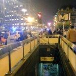 La station Bourse évacuée ! #Bruxelles #stib http://t.co/cG50IO8o1x