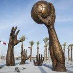 #متاحف_قطر تحتفي بـ #كاس_العالم_لكرة_اليد_قطر_2015 بمجموعة من الأعمال الفنية. #قطر #الدوحة #فن #تراث #إبداع http://t.co/wvRjeDnoRL
