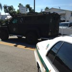 Armored vehicles and more SWAT vehicles just arrived on scene. @WPTV http://t.co/GuOXSKlJrh
