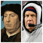 @iheartSAM:Belichick has a doppelganger in our collection.Both masterpieces waiting 2 welcome Bierstadt! #MuseumBowl http://t.co/mXlcDMZgri