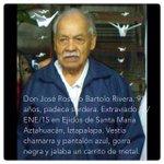 Se activa #AlertaPlateada para localizar a Don José Rosario. ¿Lo has visto? Abre la foto y regálanos un RT por favor. http://t.co/kGr5evqEzh