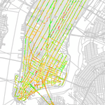 Measuring brain waves to identify relaxing and attention-demanding bike routes in Manhattan http://t.co/AkncST340a http://t.co/RQIeTYyvnu