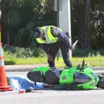 BREAKING: Police: Motorcyclist dead after crash with car in Jupiter http://t.co/gMWWMFhFN0 http://t.co/CJ0N83P2ed