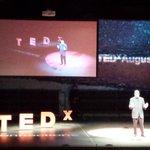"""This isnt just about science, its about people too."" Dr. Chris McKinney at #TEDxAugusta http://t.co/n61aUu8RiZ"