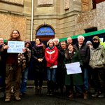 Easton residents protest demolition of Bristols Elizabeth Shaw chocolate factory http://t.co/VEhCQ55PtK http://t.co/pfncdH9vwQ