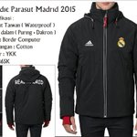 http://t.co/MnulUjbU4F @royalmerengue #PROMO #Recomended WATERPROOF Hoodie Madrid 2015   SMS: 087824845033 PIN 25B7D2E4