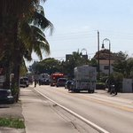 BREAKING @CBS12 SWAT situation in Lake Worth; Federal Highway at 17th Ave. blocked. http://t.co/kxlMuu4ZTN http://t.co/9gxwgyTFRY