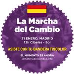 Ve a la Marcha del Cambio con tu bandera tricolor... #YoVoy31E http://t.co/FWzLpVgzE7