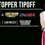 Still in 1st place in @CUSAMBK, @WKUBasketball plays at Southern Miss Saturday at 5:00 (CT)! | http://t.co/Byk2bNIXwg http://t.co/cpHS1bHILL