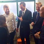 How lucky I am - able to show off #Hove companies like @D3Olab to Labour people like @ChukaUmunna http://t.co/nu8hiuOtVP