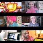¡NUEVO VIDEO! MI FAVORITO DEL 2015  💙 https://t.co/x51s4fEIzB // http://t.co/brRNQrvQK4