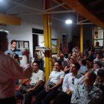 Arrancamos esta campaña a Gobernación con @Leonidasgomezg Vamos por unir a los indignados de Santander http://t.co/q0Hmadxxzr