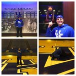 #NYC Police Officer & #BBN superfan @MikeSafo on his 1st ever trip to Lexington. Hes had a full day. http://t.co/nezxLNEIAe