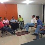 Conversamos hoy con amigos de San Martín, analizando la situación del Municipio. @CarlosDaniRocha @JulioCasadiegos http://t.co/DfqG096WgS