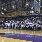 At CBHS vs MUS. Gym was at capacity an hour before varsity tips. Most crowded Ive ever seen a HS game. @myfoxmemphis http://t.co/LA05W0Zgs2