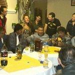 #Política Evo habla de la foto con los Kjarkas tomando whisky http://t.co/Ww6AwueaW0 http://t.co/s3KRchIqfe