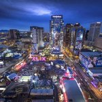 Amazing #SuperBowl downtown #Phoenix timelapse by @Davidkadlu http://t.co/VvhSrox2oV http://t.co/qh8OXp037f