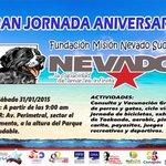 El Gobierno Bolivariano del estado Sucre invita a la Gran Jornada Aniversaria Fundación Misión Nevado Sucre. http://t.co/AiOfj8NoNX