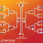 #قطر و #فرنسا سيتنافسان على الميدالية الذهبية لبطولة العالم يوم الأحد 1 من فبراير #العنابي_انت_قدها #LiveitWinit http://t.co/wHysP0bprF