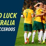 AFTER 23 days & 32 matches the #ACFinal is here. Cmon @Socceroos we believe in you! Fav & RT to show your support! http://t.co/kRJ7b5CWuE