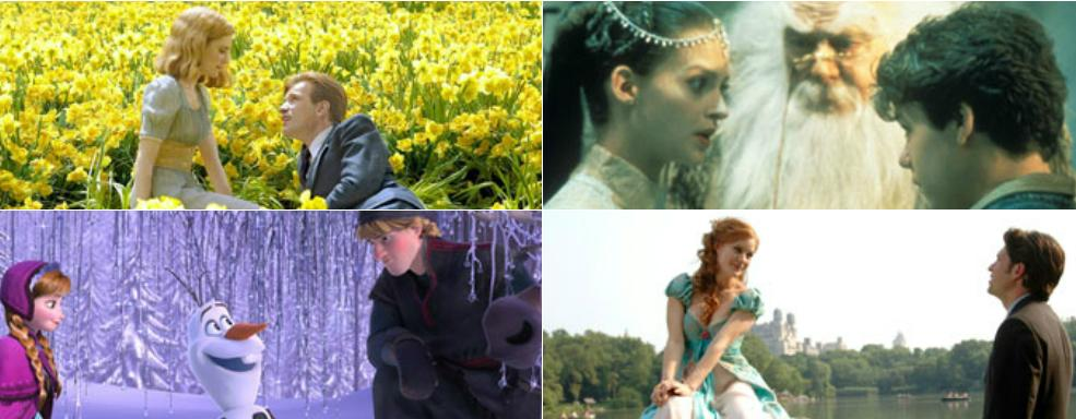 Vote for your favourite fairy-tale movie and it could be featured on our flights next April!