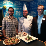 Showcasing our #DineAroundFreddy menu @1069Capital! #Fredericton #dinner http://t.co/b3OQfjG1n5