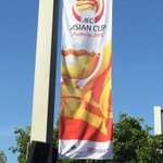 Beautiful day for the #AC2015 final @ANZStadium! Pre-game party starts at 4pm http://t.co/hoPd89iJbI #GoSocceroos http://t.co/FlgaMPqoet